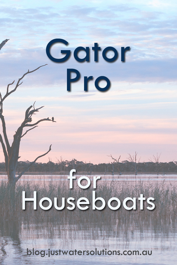gator pro for houseboats