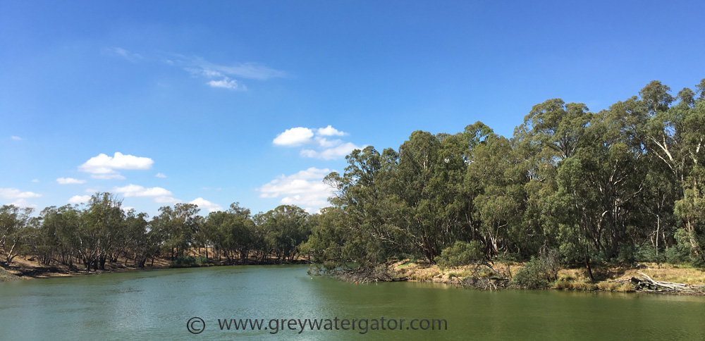 murray river greywater