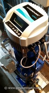 Pump and Hydrovar for winery