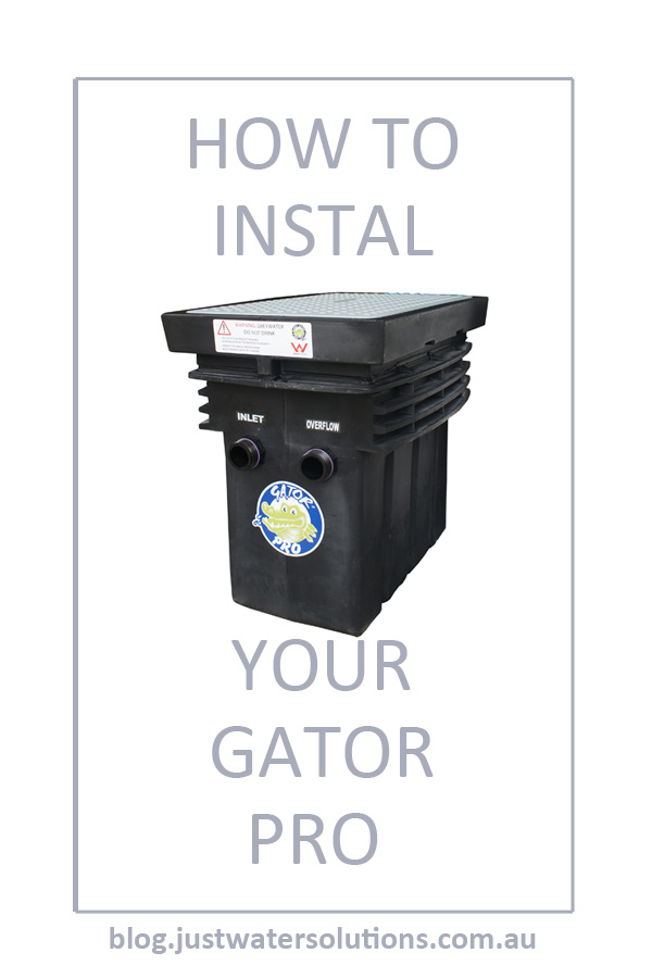 gator pro installation