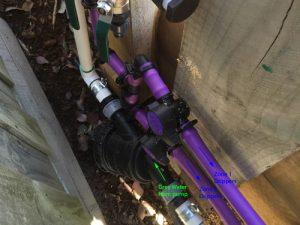 Irrigation Manifold